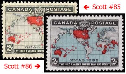 Map Stamps