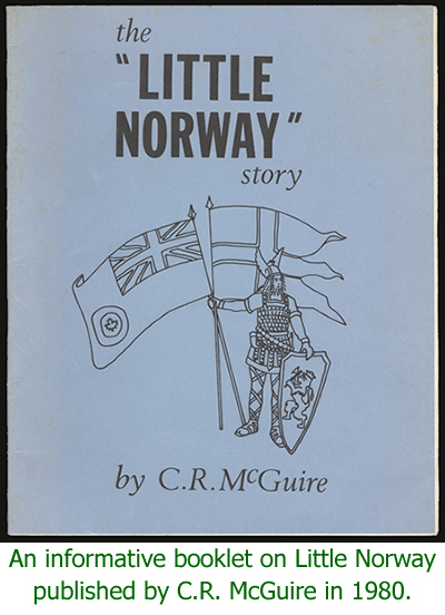 Little Norway booklet