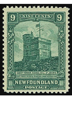Signal Hill stamp
